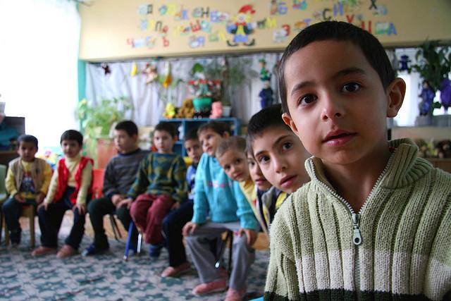 Bulgarian Boys Orphanage