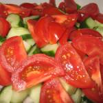 A Taste of Ukraine: Ukrainian Salad Recipe