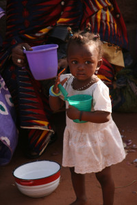 Hunger leads to the need for international adoption in Burkina Faso.
