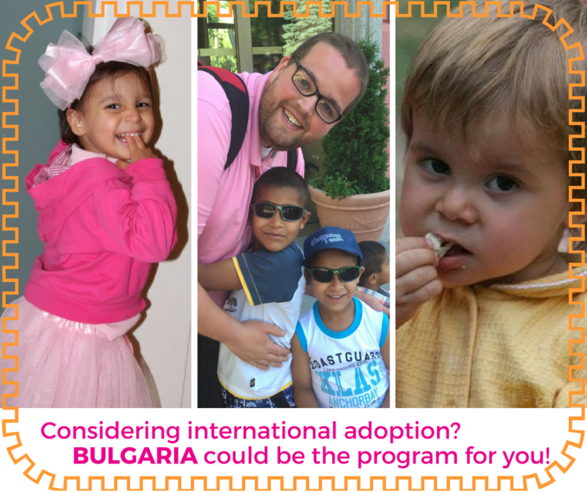 Adoption from Bulgaria
