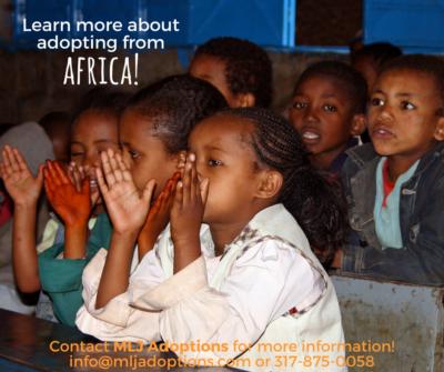Africa Adoption