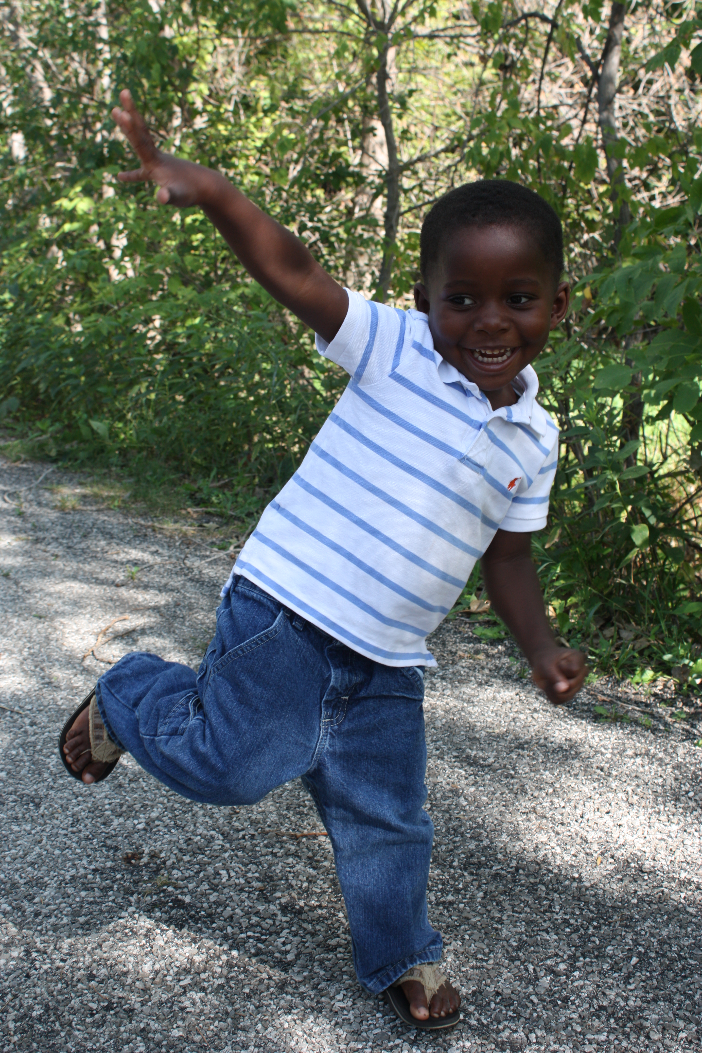Boy - Dancing