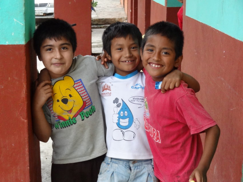 Adopting from Mexico allows families to become a forever family to an older child.