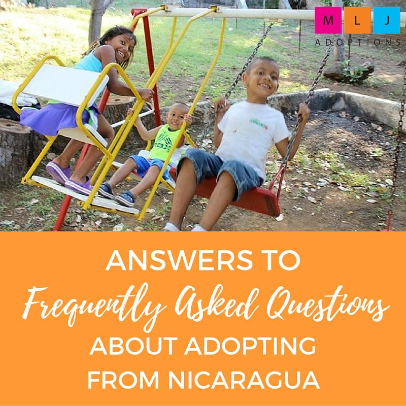 adopting from Nicaragua