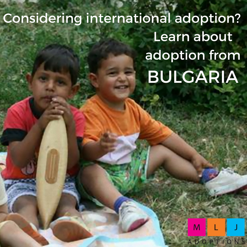Adoption from Bulgaria may be the right fit for your family! | Learn more at mljadoption...</div>