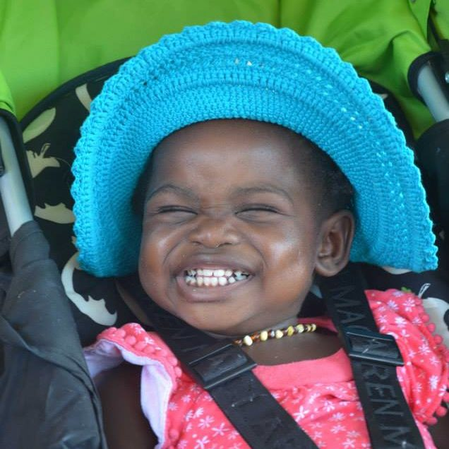 Girl - Smiling - Happy