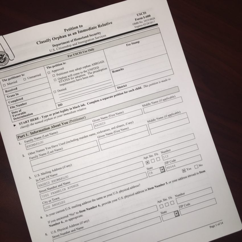 Proposed Fee Increases For Uscis