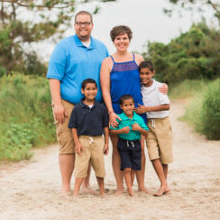 Bulgaria Adoption Story: The DeArmond Family