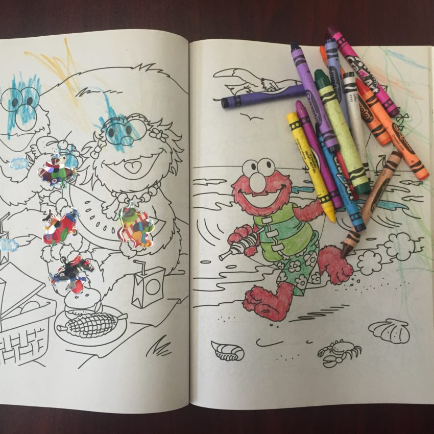 Markers And Mandalas Coloring Books Oh My