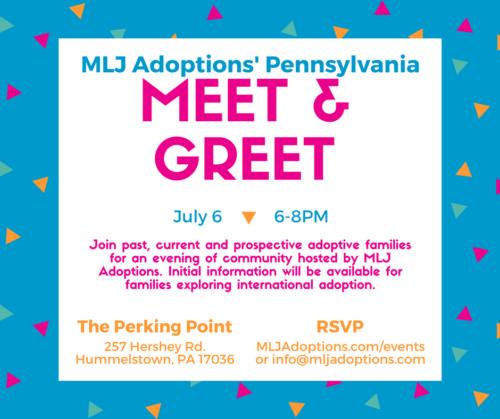 PA meet & greet