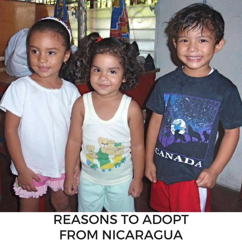 Families choose to adopt from Nicaragua for many reasons. Learn more!