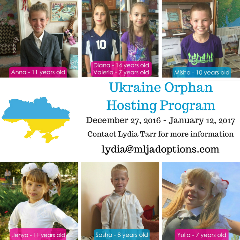 ukraine hosting program