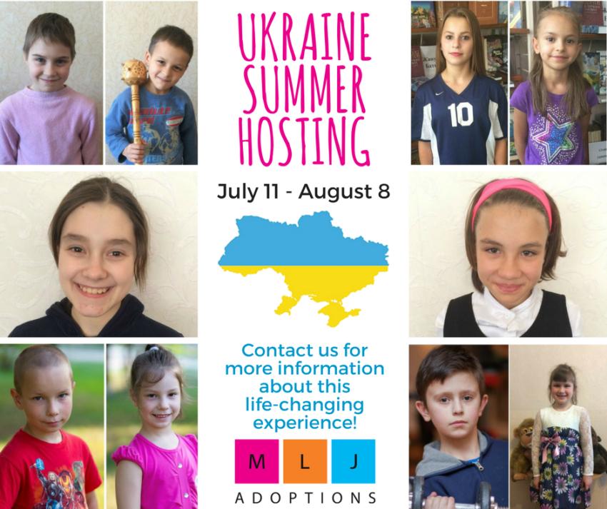 UkraineSummer Hosting