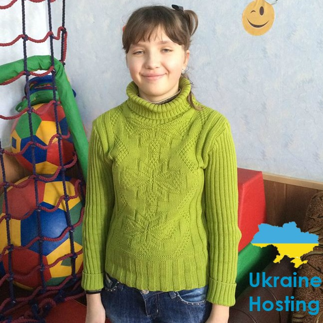 Participate in our Summer Hosting Program by hosting Valeria!