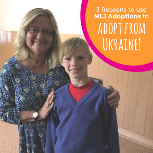 Feeling called to adopt from Ukraine? MLJ Adoptions can assist you!