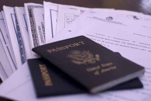 international adoption visa