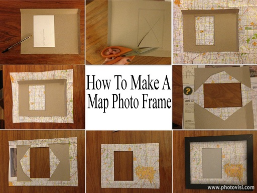 step 1 draw a template that is either 5 x 7 or 4 x 5 depending on your picture frame size you can either draw the rectangle free hand or use