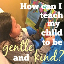 gentle and kind graphic