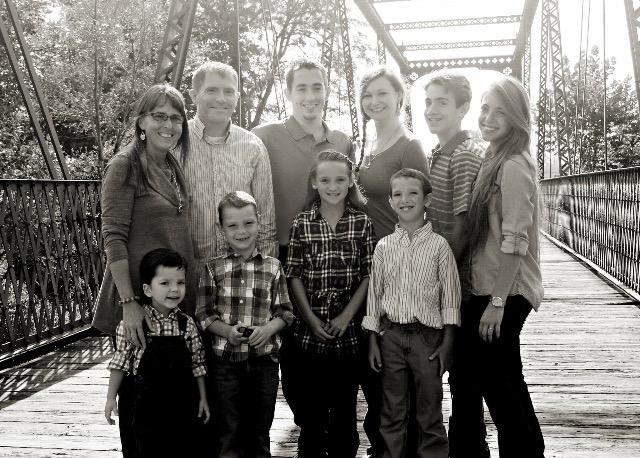 happy family ukraine
